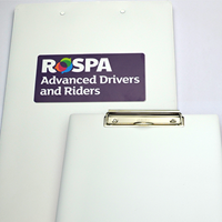 RoSPA Advanced Drivers and Riders - Clipboard