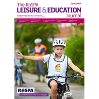 RoSPA Leisure and Education Journal (Digital) Subscription