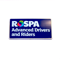 RoSPA Advanced Drivers and Riders - Lapel Badge