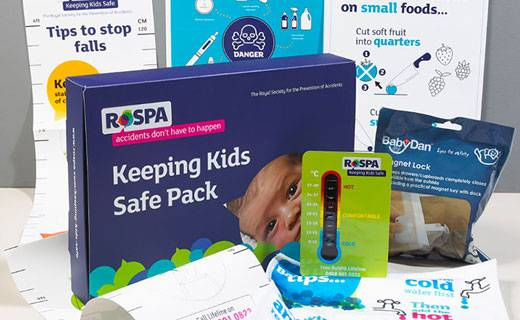 Keeping Kids Safe Packs