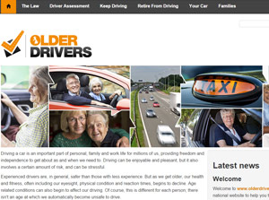 Older Drivers Website