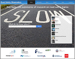 Road Safety Observatory