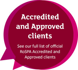 Accredited and Approved Clients
